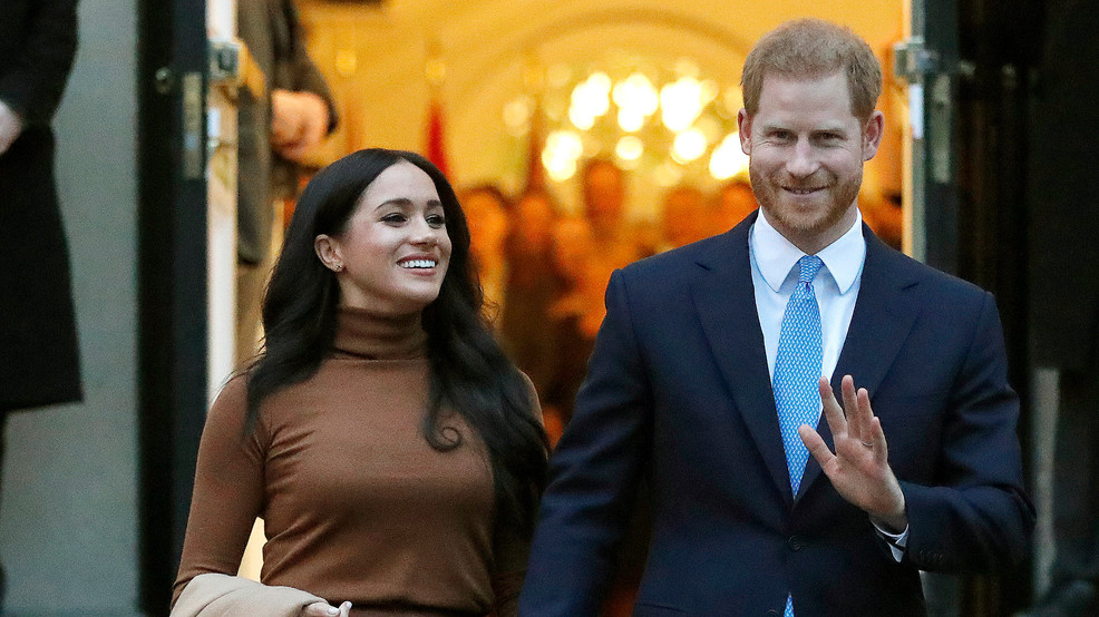 Harry, Meghan, team with Malala Yousafzai on girls' rights