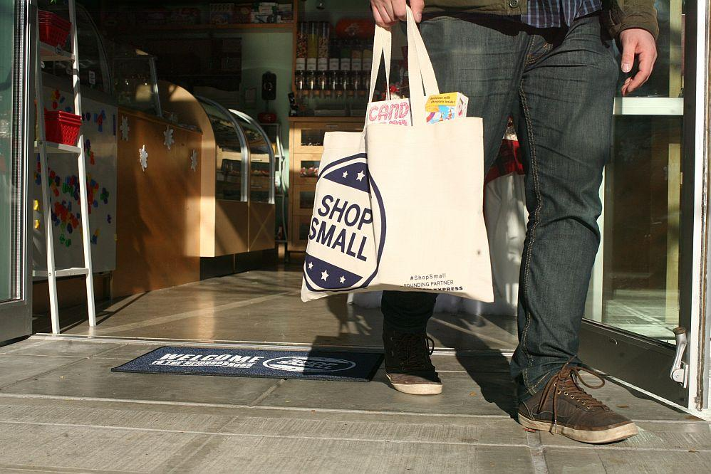 Small Business Saturday (Matt Mills McKnight/AP Images for American Express)<p></p>