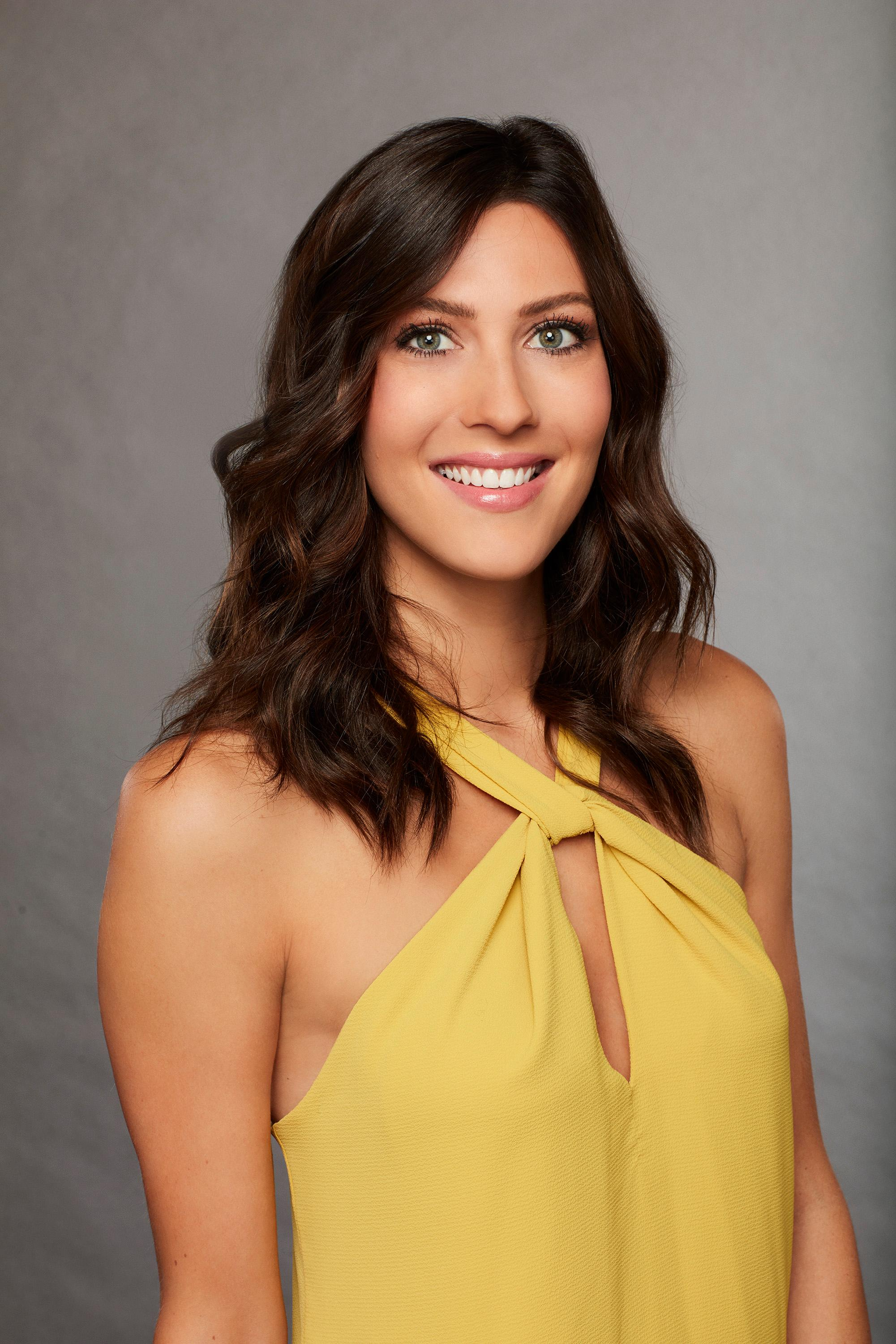 After the dumpster fire that was Arie's season of The Bachelor, I really don't want to give idiot boy one more word of press so let's pretend that the most boring season in the history of the franchise never happened and start talking about the stunning lady that will be the star of season 14 of The Bachelorette! (Image: ABC/Craig Sjodin)