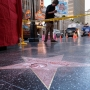 PHOTOS | Donald Trump's Hollywood Walk of Fame star crushed, vandalized