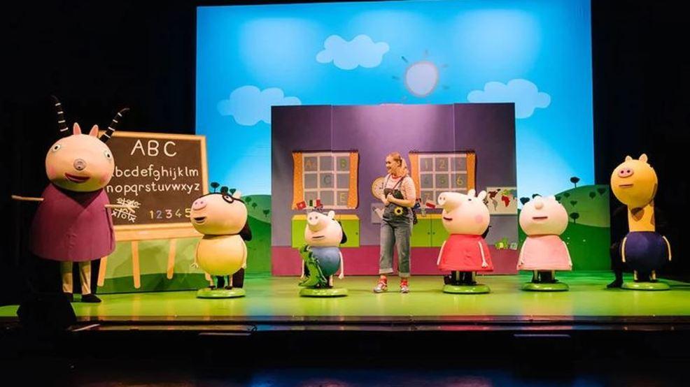 'Peppa Pig's Adventure!' coming to El Paso