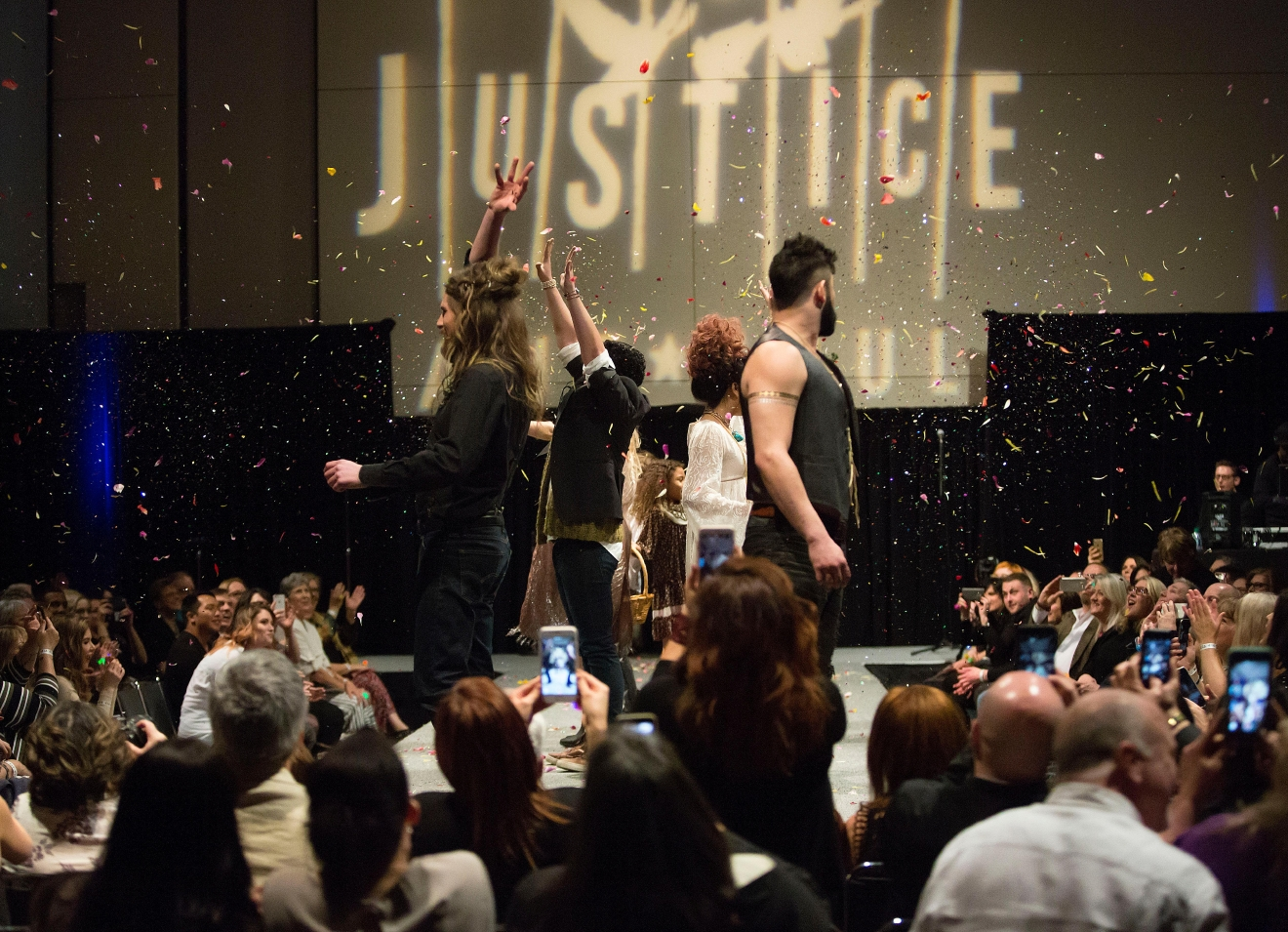 The fourth annual Fashion SOULstice grossed over $150,000 on Saturday night (March 25, 2017). All proceeds will go to the Justice and Soul Foundation, a program aimed to help victims of human trafficking both here in then Pacific Northwest and in Cambodia, specifically. This year the foundation is hoping to start a local program, and expand their current Cambodian salon to include a barbering aspect as well. This is the non-profit's top fundraiser of the year, and features a fashion show and auction. (Sy Bean / Seattle Refined)