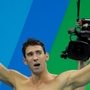 Phelps to race great white on 1st night of 'Shark Week'