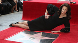 Photos: Original Wonder Woman Lynda Carter honored with star on Hollywood Walk of Fame