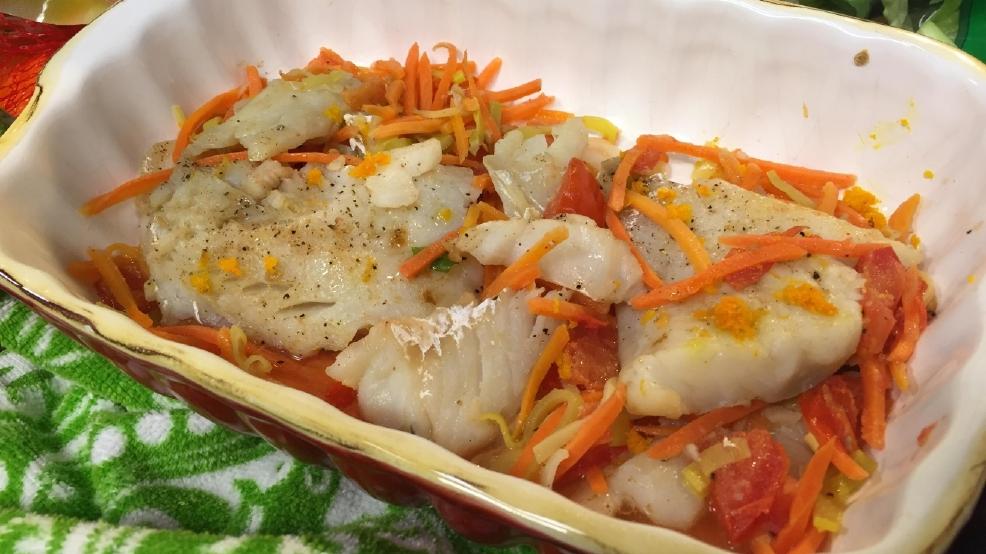Ginger cod fillets recipe wtte for Cod fish fillet recipes