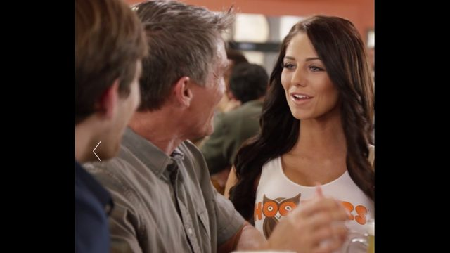 Photo from Hooters website: Hooters restaurant plans to open its doors in northeast Abilene in less than two weeks.