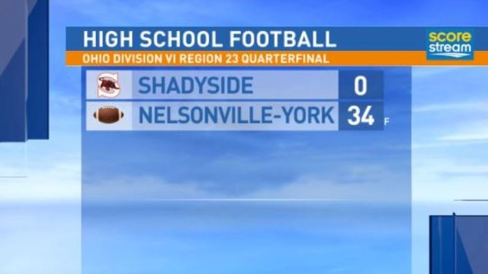11.3.17: Shadyside at Nelsonville-York