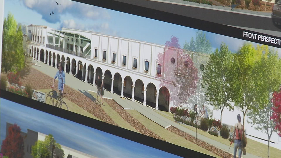 Mission Del Paso Epcc Campus Expanding Kfox