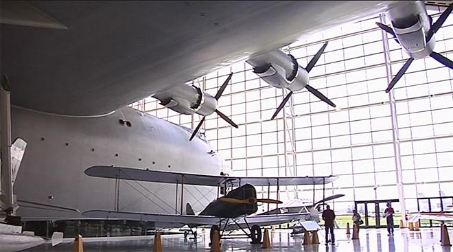 <p>Evergreen Aviation &amp;amp; Space Museum will honor veterans and one accompanying guest with free admission to the Museum on Veterans Day.</p><p>Because Veterans Day falls on Saturday, November 11, the Museum will offer the admission discount on the observed and actual holidays: Friday, November 10, and Saturday, November 11.</p><p>As always, active duty military personnel are admitted free to the Museum with military ID.</p>&quot;We salute the brave men and women who have served and continue to serve our country, and welcome them to the Museum not just on Veterans Day, but all year long,&quot; said Museum Executive Director Brandon Roben, an Army Reservist. (File photo/May 2014)<p></p>