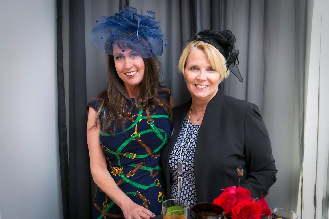 Malina Owens and Deneen Zimmerman{ }/ Image: Mike Bresnen Photography{ }// Published: 4.17.19