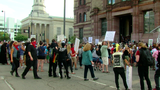 Local groups hold unity rally outside City Hall