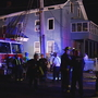 Two people hurt in Fall River fire