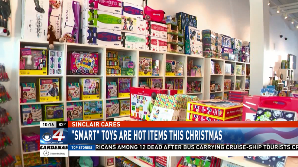 smart toys are hot items this christmas kgbt