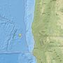 Earthquake shakes off Southwest Oregon coast