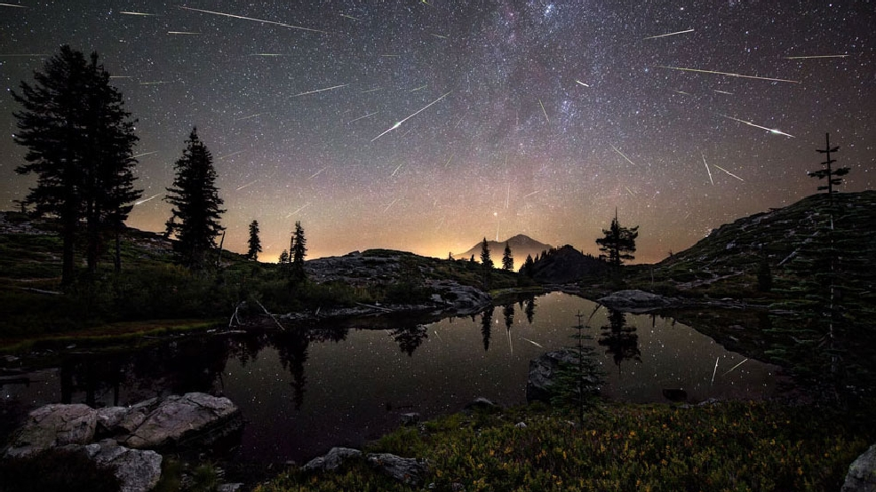 Awesome Perseid Meteor Shower set to dazzle Northwest skies this week