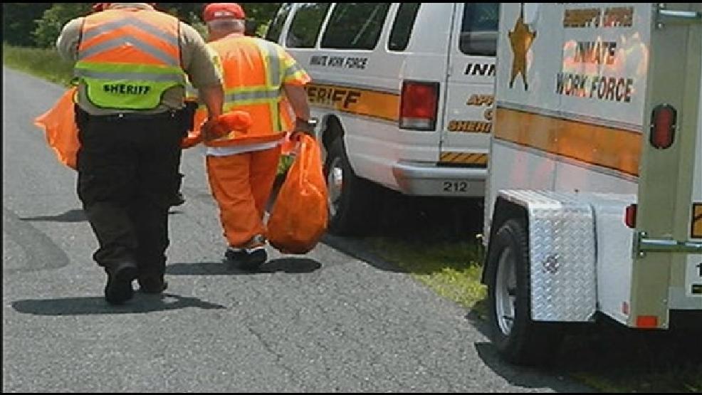 Sheriff starts new inmate workforce program in appomattox for M and m motors appomattox
