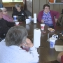 Congressman holds intimate chat with voters