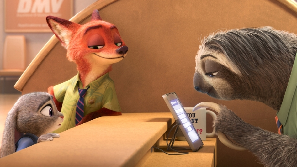 Screenwriter accuses Disney of stealing idea for 'Zootopia'