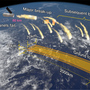 Oregon in path of Chinese space station on collision course with Earth