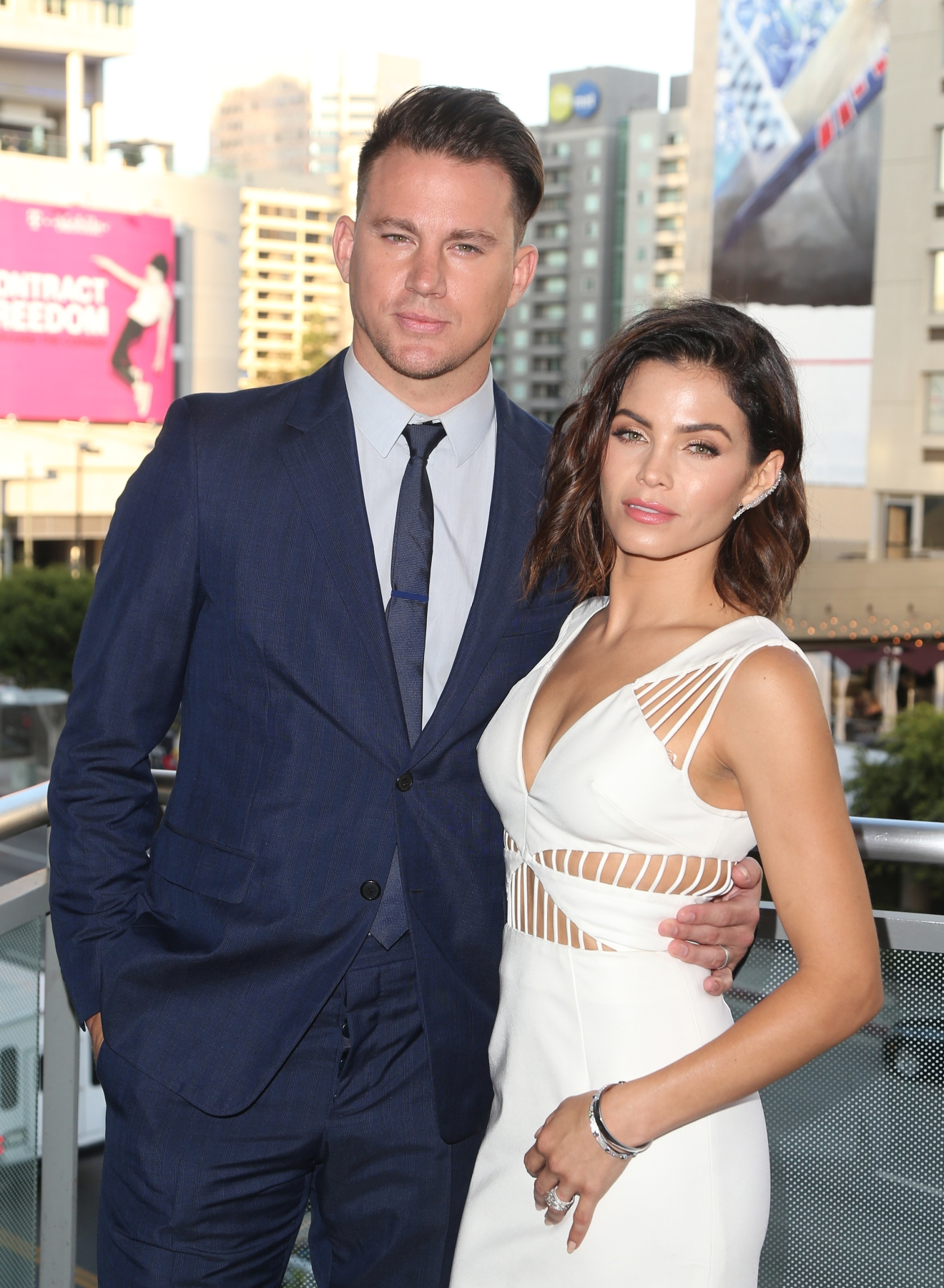 The Dizzy Feet Foundation 5th Annual �Celebration of Dance Gala�  Featuring: Channing Tatum, Jenna Dewan-Tatum Where: Los Angeles, California, United States When: 01 Aug 2015 Credit: FayesVision/WENN.com