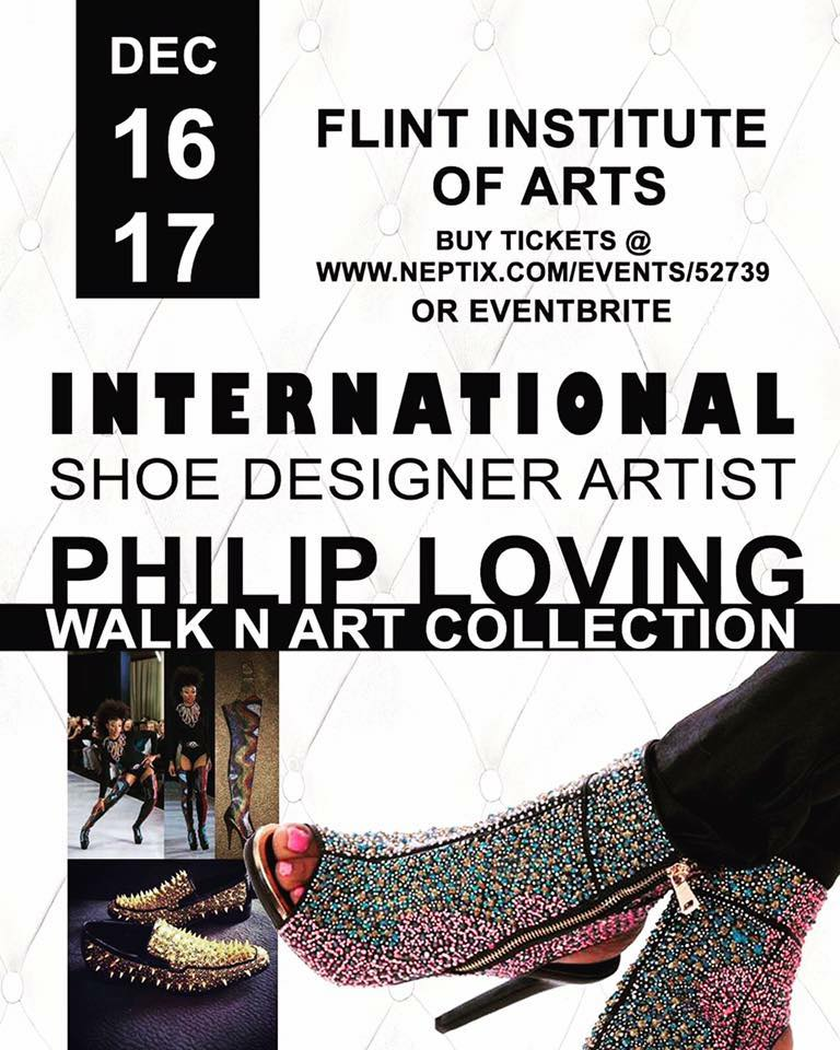 Phillip Loving is hosting the WalkNArt fashion show this weekend. (Photo: FB Phillip Loving){&amp;nbsp;}<p></p>