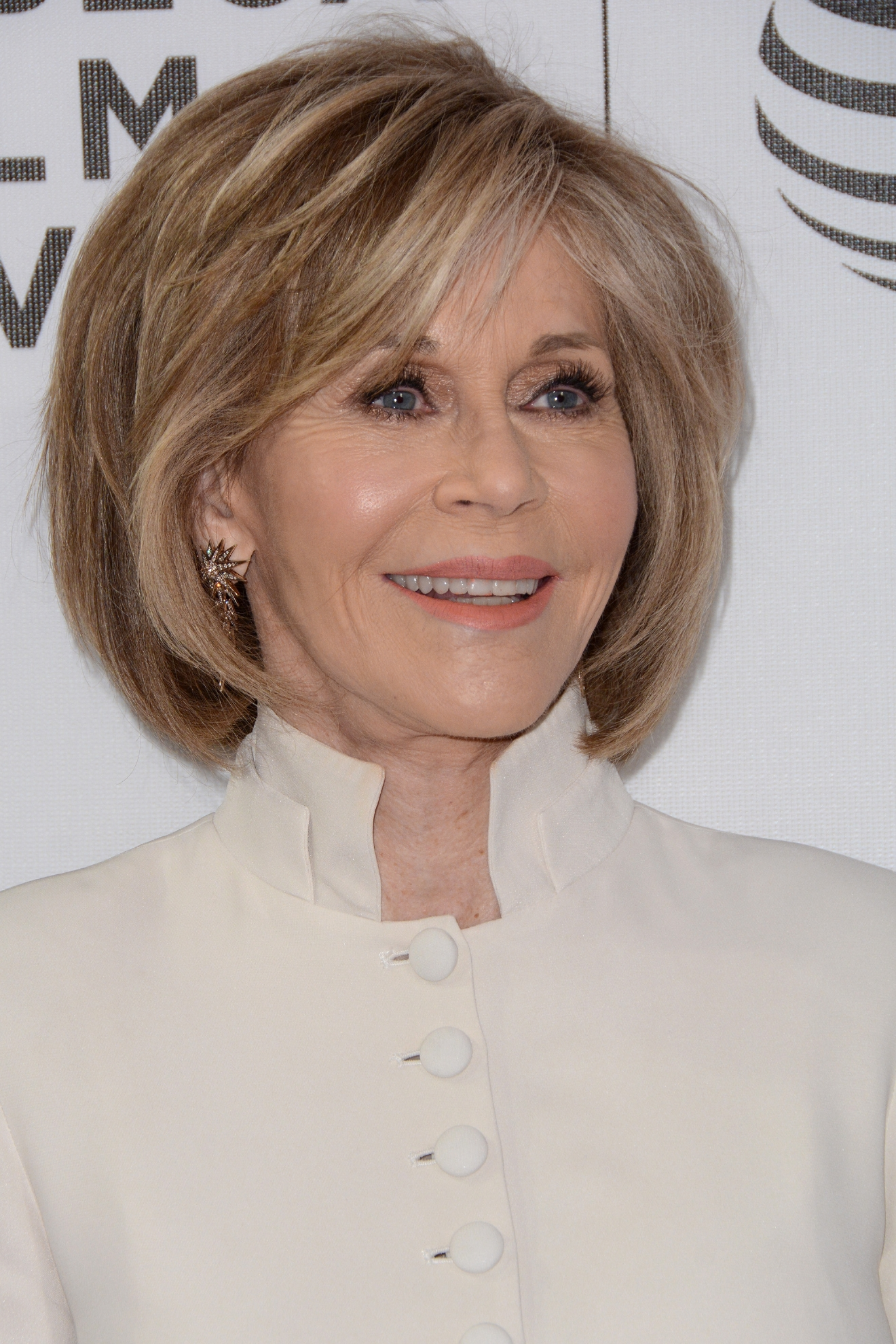 "2016 Tribeca Film Festival  - ""The First Monday In May"" World Premiere  - Red Carpet Arrivals  Featuring: Jane Fonda Where: New York, New York, United States When: 13 Apr 2016 Credit: Ivan Nikolov/WENN.com"