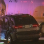 Woman's SUV struck by train; witness reacts