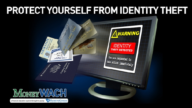 MoneyWACH-Identity Theft