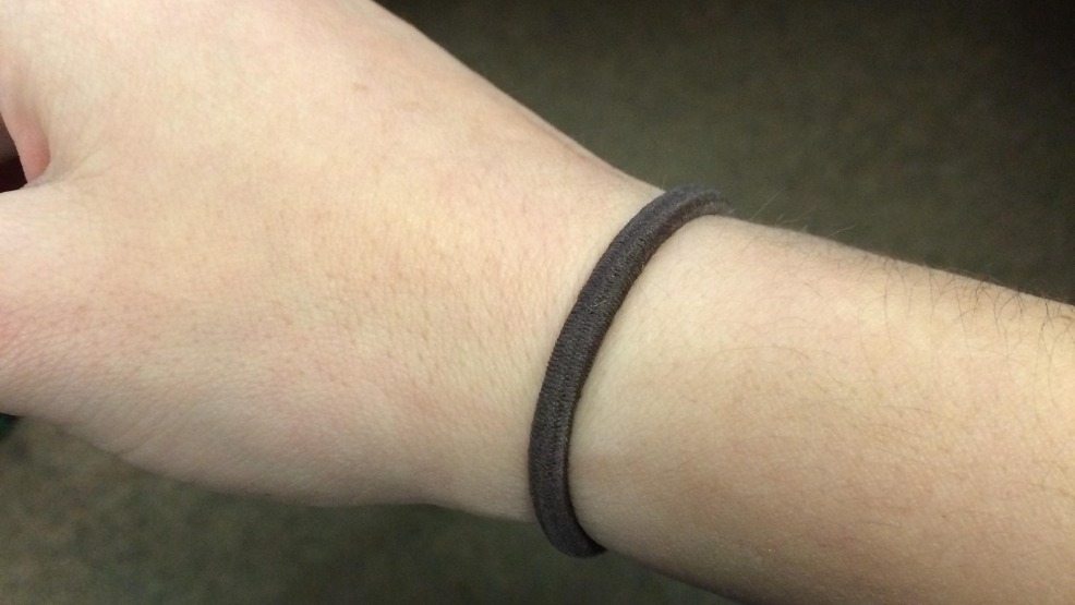 Hair Tie Health Risk  Why You Should Think Twice Before Wearing It Around  Your Wrist  139447f6f33