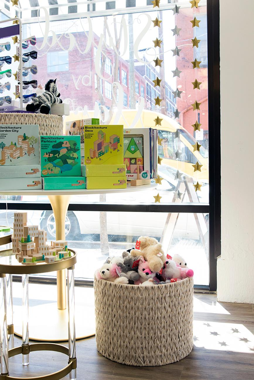 Styled by Mama is a boutique that sells contemporary products styled by a pair of design moms for young children. It's owned and operated by mother daughter duo, Nancy Hyle and Katie Hyle Bungeroth. The store combines a playful spirit with modern flair. The toys, accessories, and decor they carry are enjoyed by kids and parents alike. ADDRESS: 16 East 13th Street (45202) / Image: Allison McAdams // Published: 4.6.19{ }