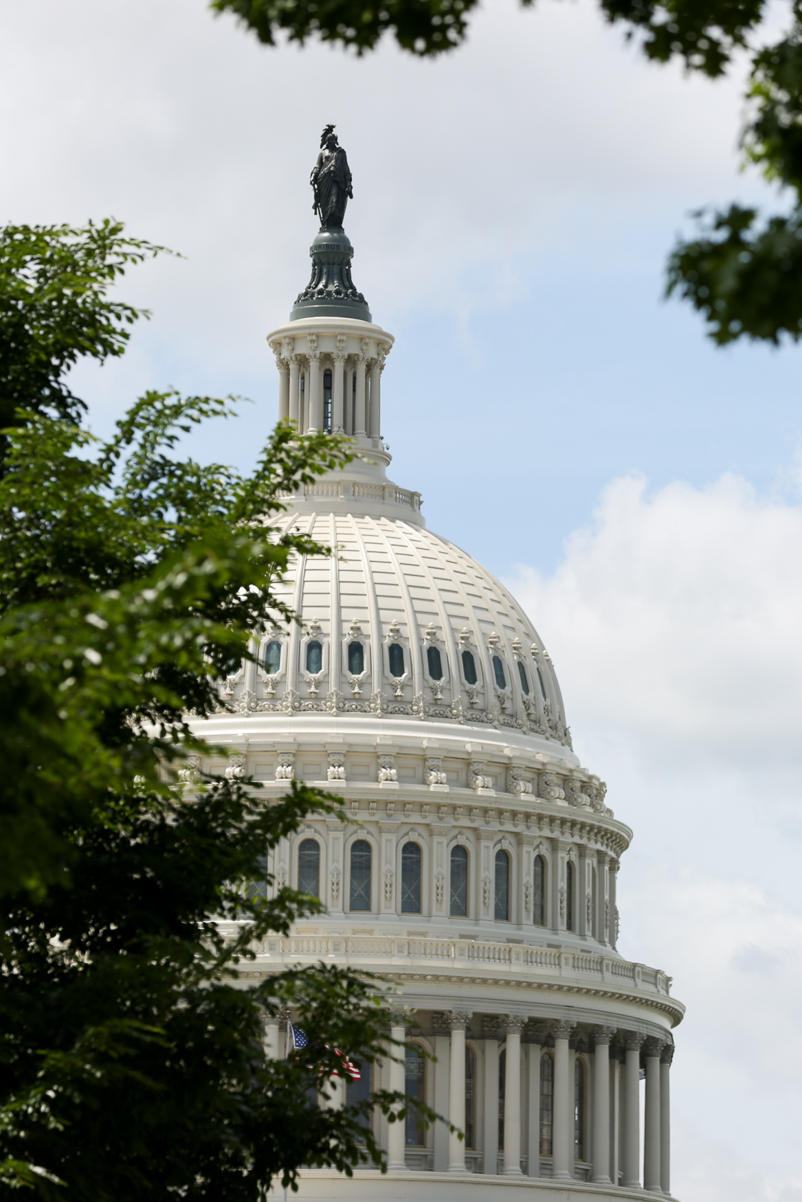 Fun fact! The cast iron used in the Capitol Dome weighs{ }8,909,200 pounds.{ }