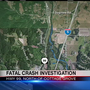 Police investigate another fatal crash on Hwy 99 north of Cottage Grove