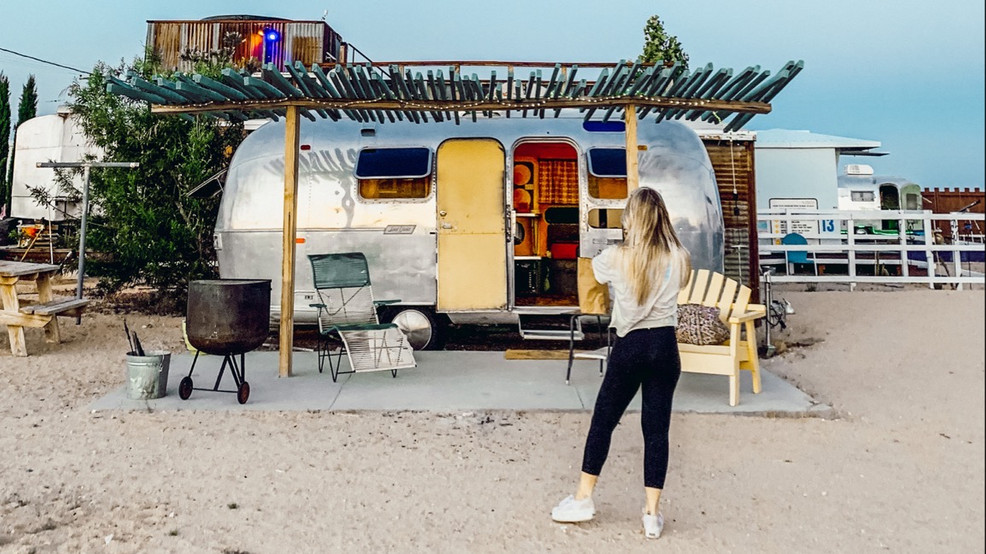 Holland Holidays 48 Hours In Joshua Tree That I Ll Never Forget Truly off the beaten path, you'll find this magical yurt near joshua tree. nevada sports net