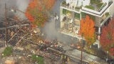 WATCH: At least 8 hurt as gas explosion rocks neighborhood in Portland, Ore.