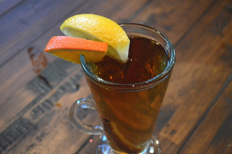 All those made-up food and drink holidays may be a marketing ploy, but Hot Toddy Day (January 11) can't come at a more fitting time. The holidays are over, and the long, cold, depressing winter looms before us. D.C. bartenders are turning up the heat with boozy beverages tricked out with citrus juices, teas, infused spirits, honey and spices that are perfect après-ski or after work. Grab a mug and get steeped! (Image: Courtesy Acadiana)