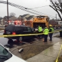 Laurel DPW worker died after being struck by SUV behind trash truck in Md.
