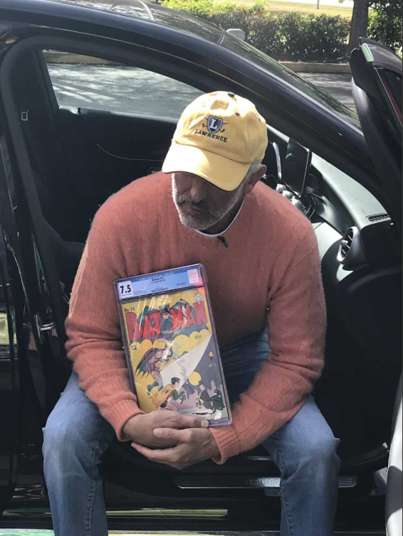 Boca Raton man wants stolen comic books worth more than $1M returned (WPEC)