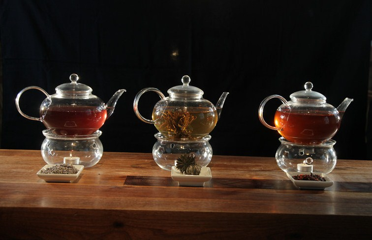 Reserve a glass-enclosed booth in the Tea Cellar at this New American cuisine inspired restaurant in the Park Hyatt Hotel in the city's West End for its new three-course tableside tea service. (Park Hyatt)