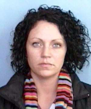 Leah Patience Davis, 37, of 100 Stacy Farm Road, Nebo, six counts of trafficking methamphetamine, three counts of conspiracy to traffic methamphetamine and one count of aiding and abetting continuing a criminal enterprise. She is in the McDowell County jail under a $1 million bond. (Photo credit: McDowell County Sheriff's Office)