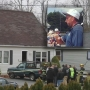 Loved ones grieve as carbon monoxide apparently kills man, young son in Acushnet home