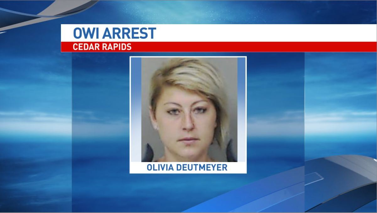 Olivia Deutmeyer (Linn County Jail)<p></p>