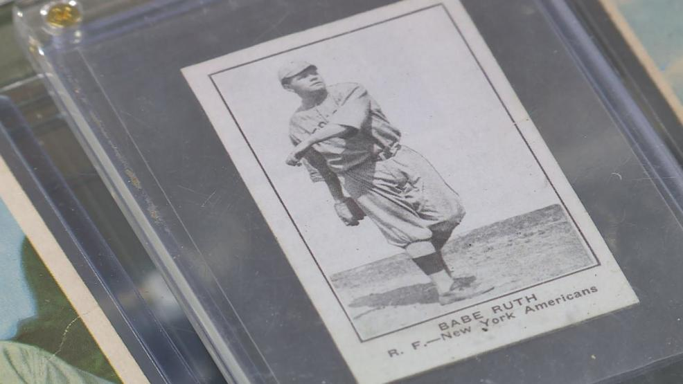 Rare Babe Ruth Card Bought In Sparks For 2 Might Be Worth Millions