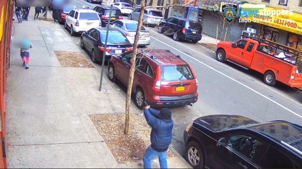 Video: Man opens fire on crowded sidewalk in NYC | WPEC