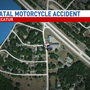 Motorcyclist Dead After Two Vehicle Accident