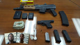 Mobile County Sheriffs Office busts alleged drug house in Prichard, makes two arrests