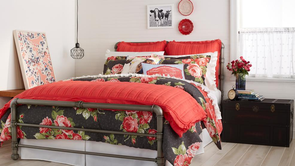 ... Will Soon Offer A New Bedding Line Online Through Walmart And  Hayneedle. The Products Will Join Her Kitchenware Collection Already On Sale .