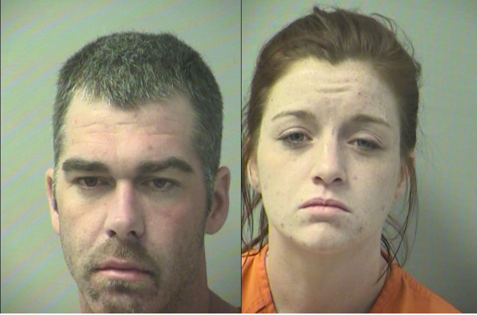 Photo: Jared Smith (left) and Amanda Hatton (right)<p>Photo source: Okaloosa County Sheriff's Office</p>