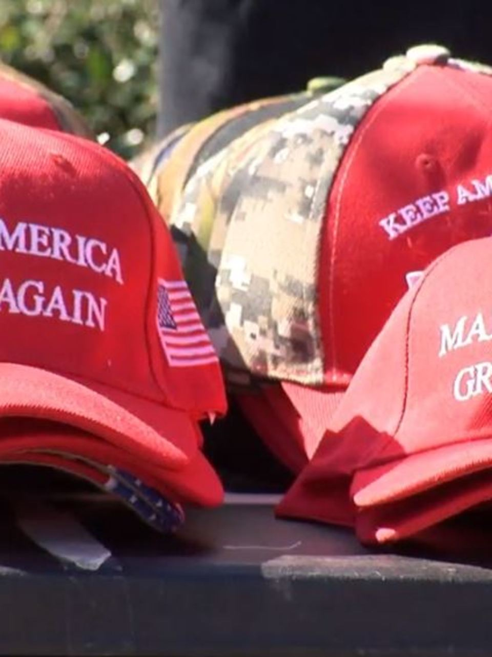 Pink Trump 2020 OFFICIAL CAMPAIGN Hat NEW Keep America Great Hat Brand New
