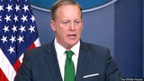 How does Sean Spicer's tenure compare with past press secretaries?