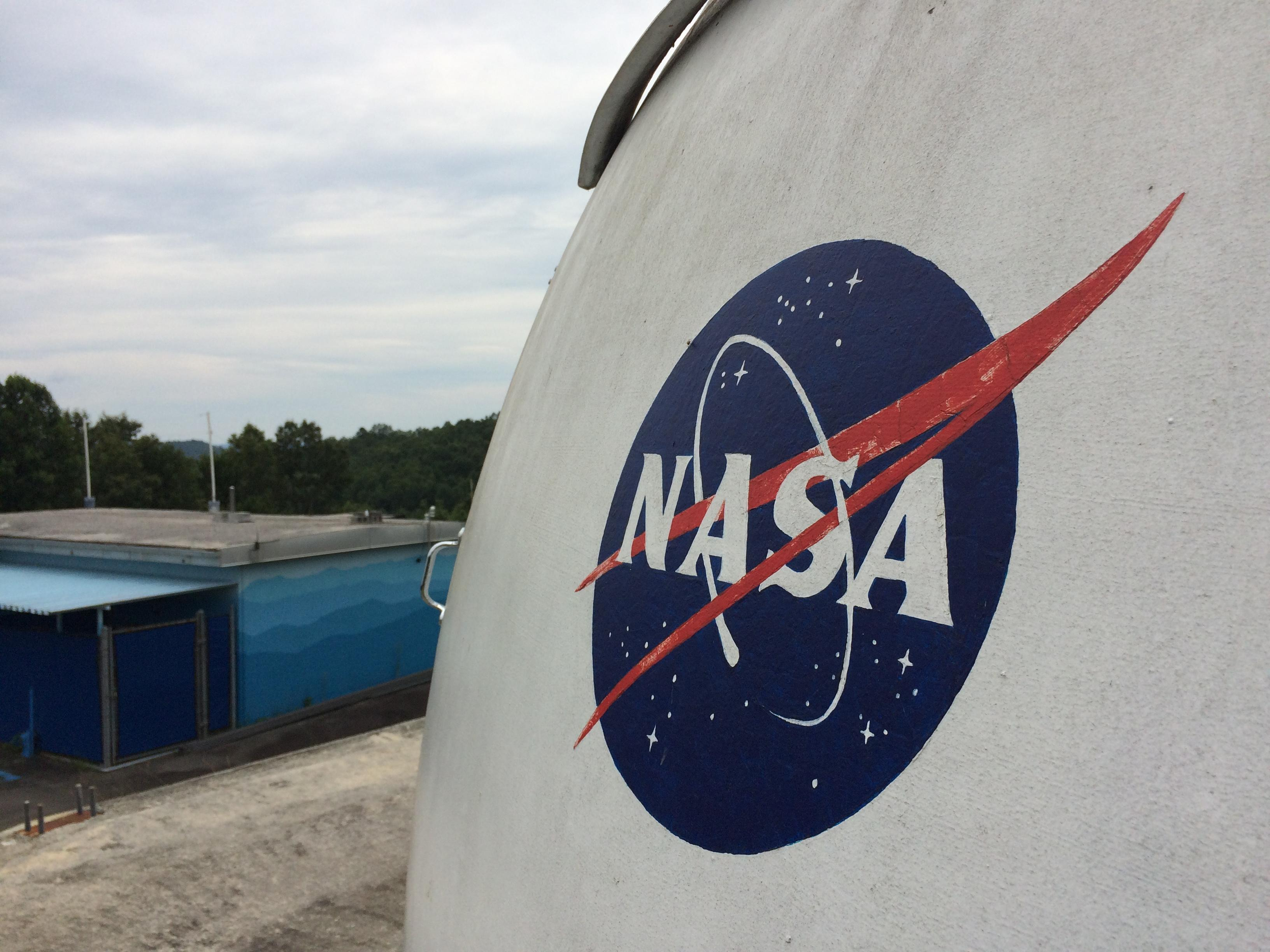 P.A.R.I. was originally a NASA site, established in the early 1960's. (Photo credit: WLOS Staff)